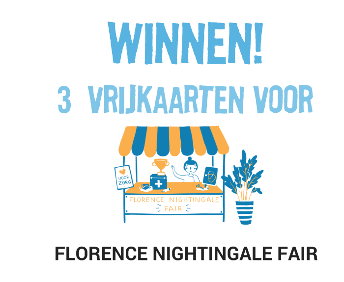 winactie Florence Nightingale Fair